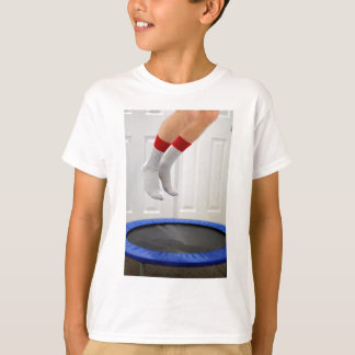 Mini Trampoline Jumping T-Shirt
