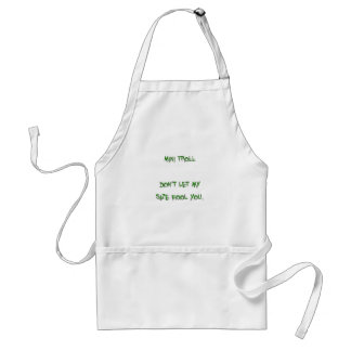 mini troll standard apron