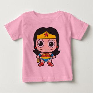 Mini Wonder Woman Baby T-Shirt