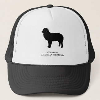 Miniature American Shepherd Trucker Hat
