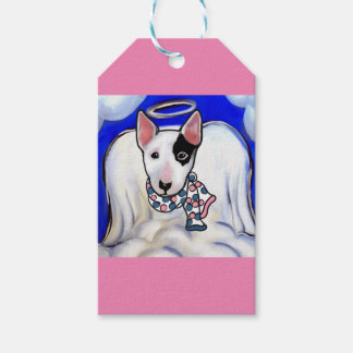 Miniature Bull Terrier Gift Tags