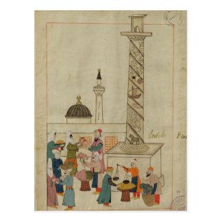 Miniature from the 'Memorie Turchesche' Postcard