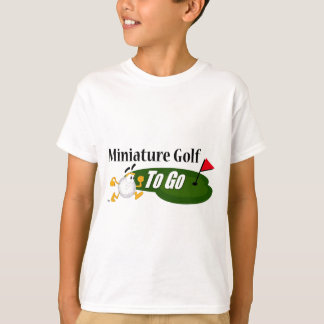 Miniature-Golf-To-Go-Logo.jpg T-Shirt
