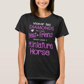 Miniature Horse, Love My Mini T-Shirt