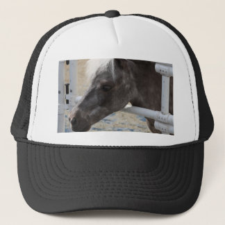 Miniature Horse Trucker Hat