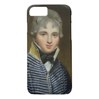 Miniature of William Howe de Lancey (d.1815), Corn iPhone 7 Case