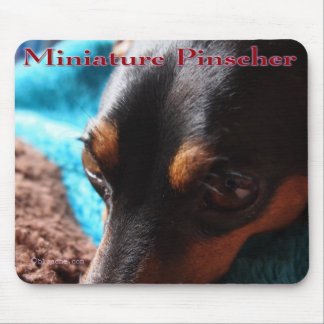 Miniature pin shear mouse pad