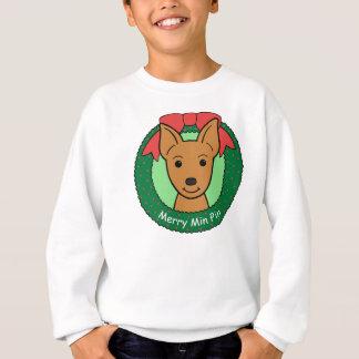 Miniature Pinscher Christmas Sweatshirt