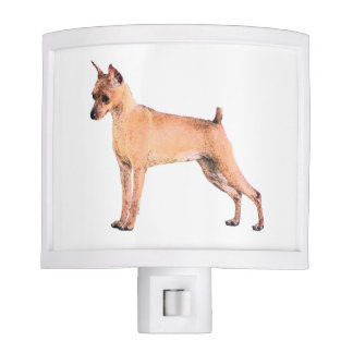 Miniature Pinscher Nite Light