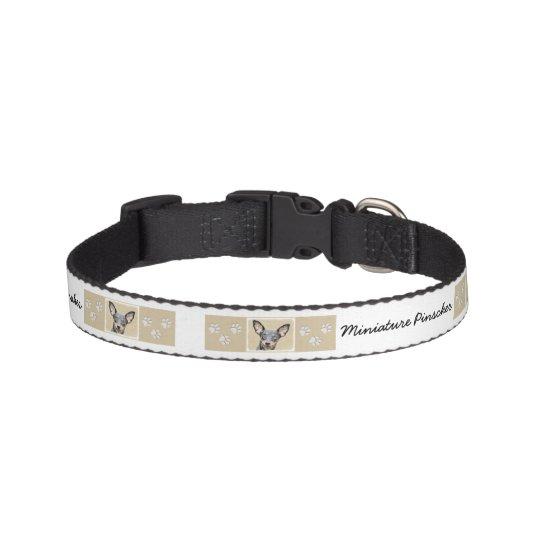 Miniature Pinscher Pet Collar