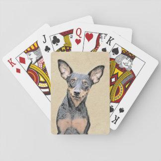 Miniature Pinscher Playing Cards