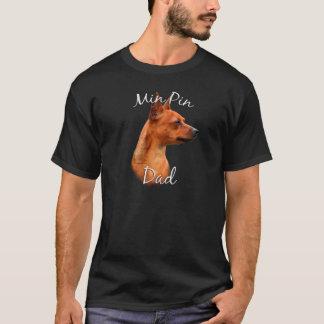 Miniature Pinscher (rust) Dad 2 T-Shirt