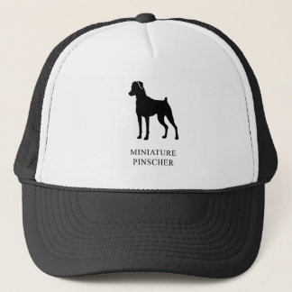Miniature Pinscher Trucker Hat