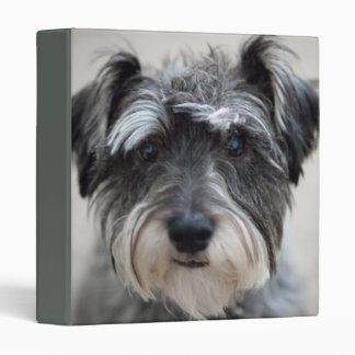 Miniature Schnauzer Dog Binder