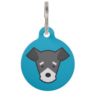 Miniature Schnauzer Dog Tag
