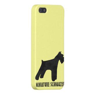 Miniature Schnauzer iPhone 5/5S Case