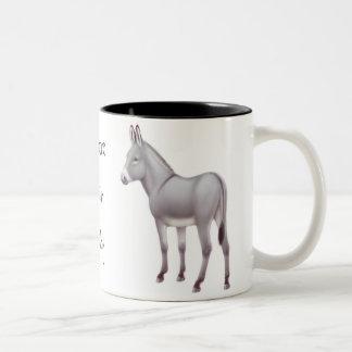 Miniature Sicilian Donkey Mug