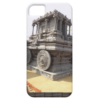 Miniature statues stone craft temples of india iPhone 5 case