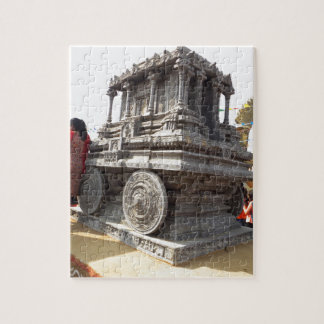 Miniature statues stone craft temples of india puzzle