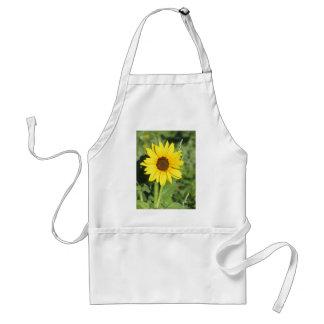 Miniature Wild Sunflower Bloom Apron