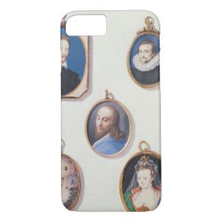 Miniatures. from LtoR, TtoB: Sir Arundel Talbot; U iPhone 7 Case