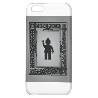 Minifig Parisian Wave by Customise My Minifig Case For iPhone 5C