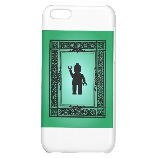Minifig Parisian Wave by Customise My Minifig iPhone 5C Case