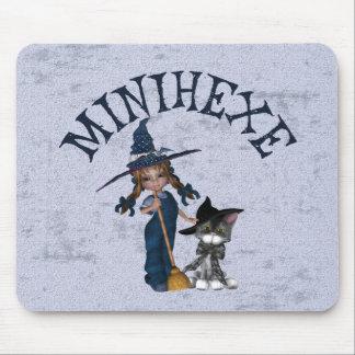 Minihexe Mouse Pad