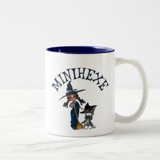 Minihexe Two-Tone Mug