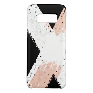 Minimal brush abstract Samsung S8 case