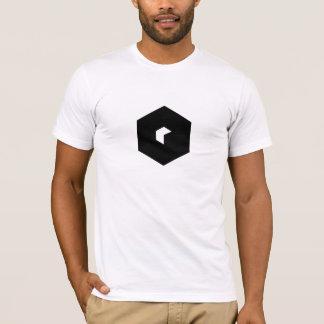 Minimal cube tshirt