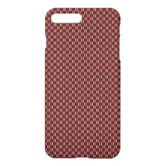 "Minimal Geometric Pattern - Osaka ""Cherry Blossom"" iPhone 7 Plus Case"