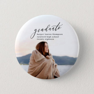 MINIMAL GRADUATION 2 INCH ROUND BUTTON