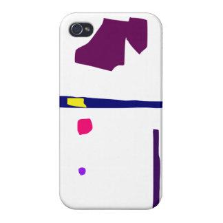 Minimalism iPhone 4 Case