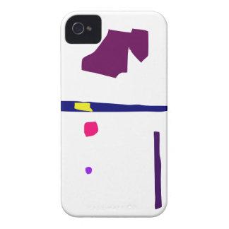 Minimalism iPhone 4 Case-Mate Cases