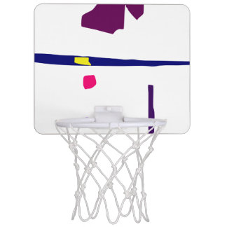 Minimalism Mini Basketball Hoop
