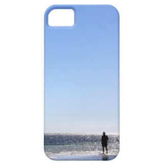 minimalism: relax at seaside case for the iPhone 5
