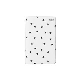Minimalist Black & White MOLESKINE® Notebook