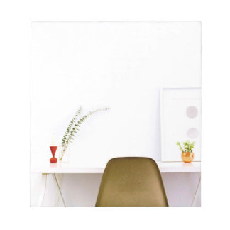 Minimalist Chair From The Desk Of Notepad
