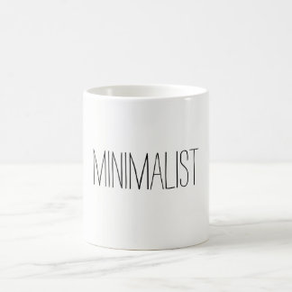 Minimalist Coffee Mug
