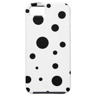 Minimalist dots iPhone 5 cases