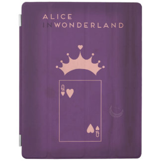 Minimalist Fairy Tales | Alice in Wonderland iPad Cover