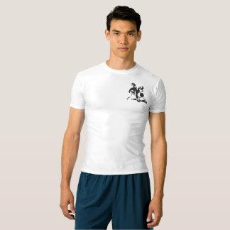 Minimalist Gladiator Rashguard T-shirt