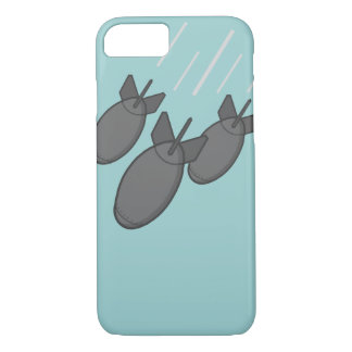Minimalist H-Bomb Trio iPhone 7 Case