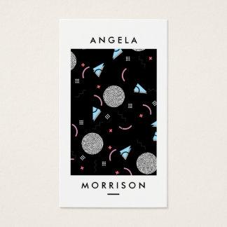 Minimalist Modern Artist Designer II Business Card