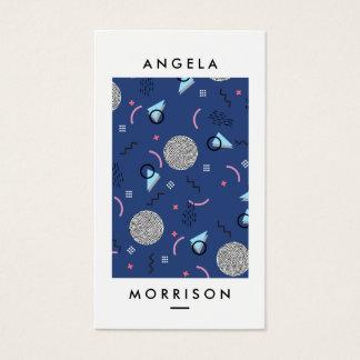 Minimalist Modern Artist Designer III Business Card