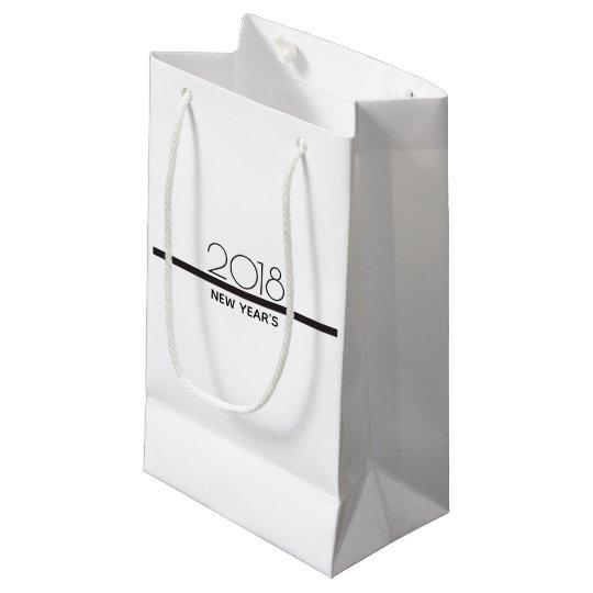 Minimalist New Years Celebration | Gift Bag