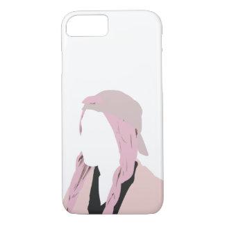 Minimalist Pastel girl iPhone 8/7 Case