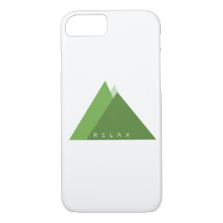 Minimalist Phone Case - Relax