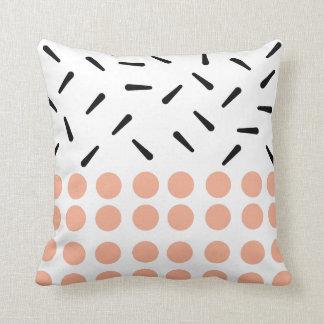 Minimalist Scandinavian Style Throw Pillow